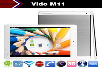 "9.7"" Yuandao Vido M11 Quad Core 3G Call Tablet PC Android 4.2 RK3188 8.0MP Camera"
