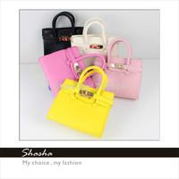 2014 new famous brand H children messenger bag women's PU leather handbags girls shoulder bags kids phone mini purses AXB00004