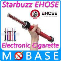 Starbuzz E-hose Electronic Cigarette E Hose E hookah 2200mah Capacity Starbuzz EHOSE Starter Kit Vaporizer 5 Colors Available