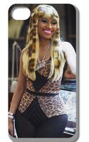 new skin design Nicki Minaj  case hard back cover for iphone 5 5G 5S 1 pic  free shipping