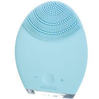 FREE SHIPPING FOREO LUNA Facial-Cleansing T-Sonic Brush for Skin Cleaning instrument Facial Cleanser with eu/us charger