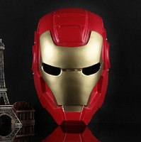 high quality Iron Man 3 Movie theme mask helmetmask Halloween mask resin factory hand to do animation collective edition
