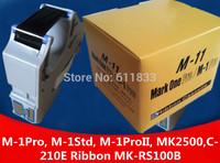 Ink Ribbon Cassette TM-RC03BK (compatible) Cable id Printer / Wire Marking Machine M-11 / Mark one pro / M-1STD / M-PRO,C-210e