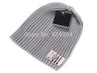Vintage Plaid Striped Winter Skullies Brand Fashion Designer Winter Gorro Beanie Causal Hats Men Women Chapeu Free Shipping