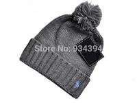 2014 Winter Skullies with Embroidery Logo Brand Fashion Designer Winter Gorro Beanie Causal Hats Men Women Chapeu Free Shipping