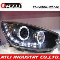 Angle Eyes Fasion Design 12V 35W Modified Auto Led Headlights for Hyundai IX35 2010-2012