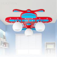 LED Children Ceiling Lamp for Children's room Red color lovely light  for Child bedroom child lamp UHXD641