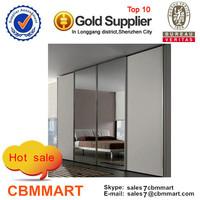 sliding mirror wardrobe doors/wardrobe/bedroom wardrobe designs