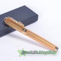 JINHAO 1200 NOBLEST GOLDEN DRAGON roller ball pen  rollerball pen NEW