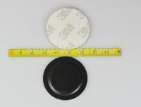 Custom Anti-Metal NFC Sticky Dome Token - NTAG203