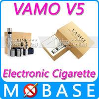 Vamo V5 E Cigar Starter ego kit with LCD Display Variable Voltage 1.6ml CE4 Atomizer Best e Electronic Cigarette Vaporizer Pen