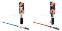2pcs Star Wars 2013 / 2014 Extended BASIC Lightsaber Darth Vader Anakin & Skywalker