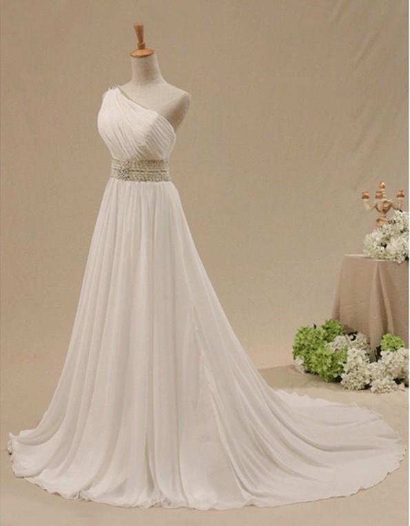 Goddess style wedding dresses promotion online shopping for Goddess style wedding dresses
