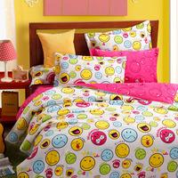 5-pieces 3d queen king size comforter set/quilt/duvet set bed in a bag white bedding circular pattern duvet cover teen bedding