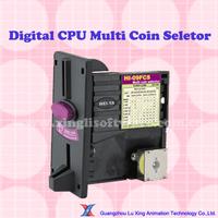 (Applies only to the Australian dollar coins) Slot machine CPU  Electronic Coin selector CPU coin selector, arcade game cabinet