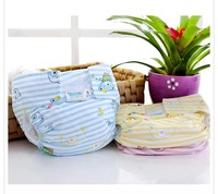Diaper pants pocket breathable baby cloth diaper 100% cotton ultra-thin nappy bag washable diapers for baby free shipping
