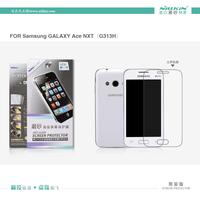 Brand NILLKIN Super Clear HD Anti-fingerprint or Matte Screen protector For Samsung Galaxy Ace NXT G313H phone case