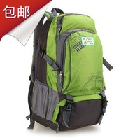 Free shipping Double-shoulder travel hiking backpack chromophou camping special backpack Muti-colors professional Sport backpack