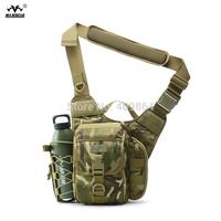 free shipping Mobile nylon messenger bag casual outdoor clothing bag