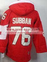 Hockey Jerseys China #76 P.k. Subban Red,ice Hockey Hoodie, Hoodies Jersey,best Quality,embroidery Logos,size M--xxxl,mix Order