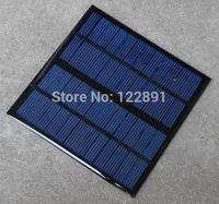 12V 3W Polycrystalline Solar Cell Solar Panel For Charging 9V Battery DIY Solar Charger Solar Module 145*145*3MM Free shipping