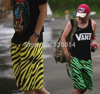 shorts men basketball beach running gym surf board casual summer boy swimwear brand plus size Hip-hop street Tide beach