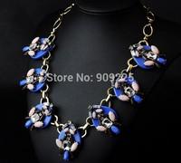 Vintage Luxury Designed Shourouk Hot Sale Women Statement Fashion Necklace. Party Queen Best Love Jewelry