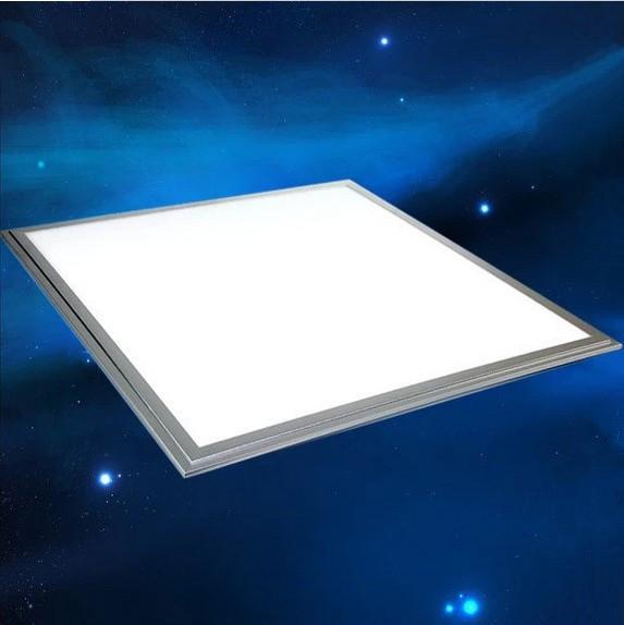 Led panel lumière 36w pour super marché/projet d'école 600x600 boisremplacer led tubes fluorescents