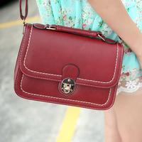 2014 women's summer handbag bag preppy style fashion vintage messenger bag fashion shoulder bag cross-body small bags
