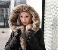 2014 Winter Women Long Duck Down Coat Female Duck Down Jacket Brand Women Overcoat 90% Down Slim Fit Long Coat Duck down Women