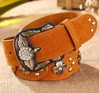 2014 cintos femininos fashion women belt Rhinestone Belts all-match women cunmmerbunds Accessories belts for women belt QY324