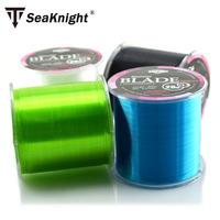 SeaKnight Brand 500m Nylon Fishing Line Monofilament Daiwa Quality Japan Material Carp Jig Fish Line 2-35lb For All Fishing
