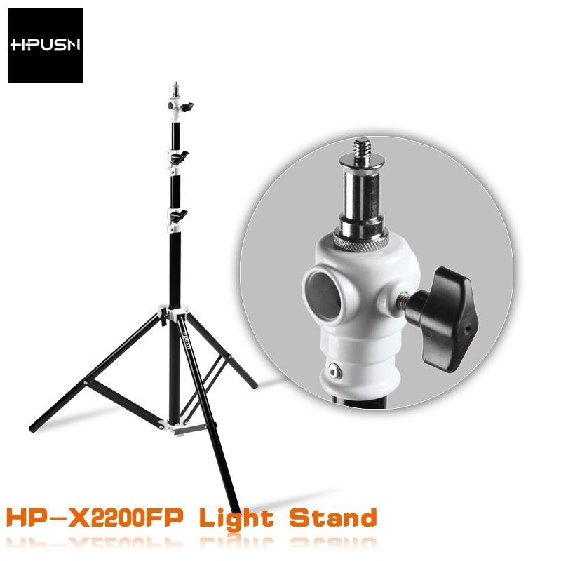HPUSN Air-Cushion/Heavy Duty Light Stand Tripod Holder 2.2m/86in X2200FP(China (Mainland))