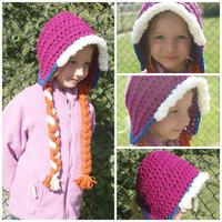 Snow Princess Crochet Cape   AllFreeCrochet.com