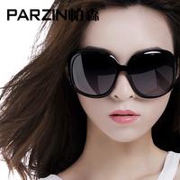 Parson Sunglasses lady 2014 latest fashion retro polarizer big glasses glasses 6216