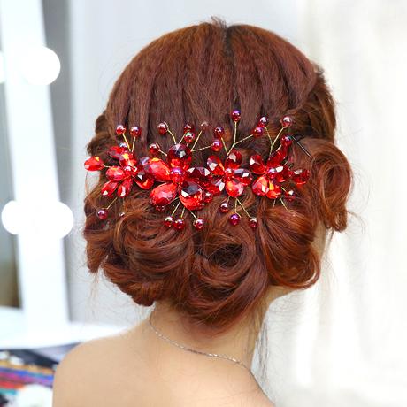 Свадебное украшение для волос SFANNI 2015 H3