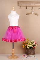 2014 Red Cheap Hot Casual Ball Gown Baby Mini Tutus Tutu Skirt Ballet Skirt Girls Free Shipping