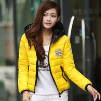 The new han edition street fashion leisure short down jacket female cotton-padded clothes