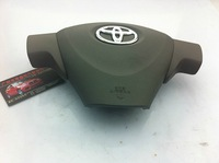 Free Shipping High quality steering wheel airbag cover steering wheel cover For 2007-2009 Toyota Corolla