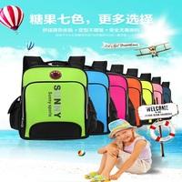 New 2014 Fashion waterproof mochila infantil children school bags