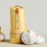 [GRANDNESS] 2014 yr V93 1401 Yunnan MengHai Dayi TAETEA Premium Ripe Shu Pu Er Puer Pu Erh Tuocha Tuo Tea 500g (5 Bowl *100g)