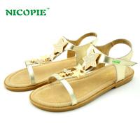 [NZ8221] Parent-child Shoes, Gorgeous Diamond Leather Sandals, Children Sandals + Free Shipping