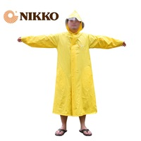 Professional outdoor raincoat high quality fashion raincoat one piece raincoat