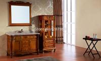 Luxury antique bathroom vanity