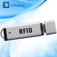 Mini USB IC Mi@fare smart card reader writer  support Android/Windows/Linux OS Free sample testing cards