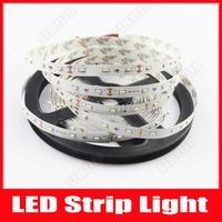 LED Strip Light 3014 SMD 60 LED/m 5m 300 LEDs Fita LED Tape Ribbon Lamps 12V Non Waterproof Cool White Warm White Free Shipping