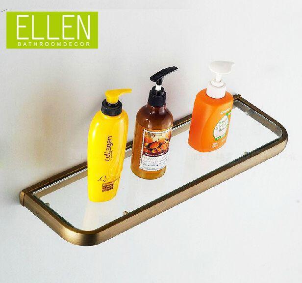 Estantes Para Baño De Vidrio: de hardware ducha estantes de vidrio en los accesorios de baño de