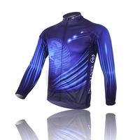 Freefisher Men's Cycling Bicycle Long Sleeve Jersey/Pants/Bib Pants Set