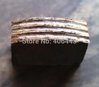 Diamond Segments 24*8.2/7.6*12mm for Cutting Lavastone and Sandstone (1200mm final saw blade)