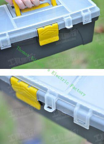 Кейс под инструмент - 12,5 toolbox
